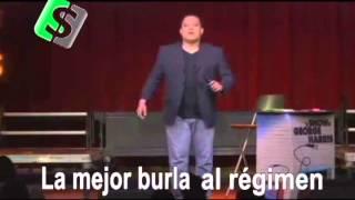 DAVID COMEDIA HACE LA MEJOR BURLA AL RÉGIMEN EN SU STAND UP