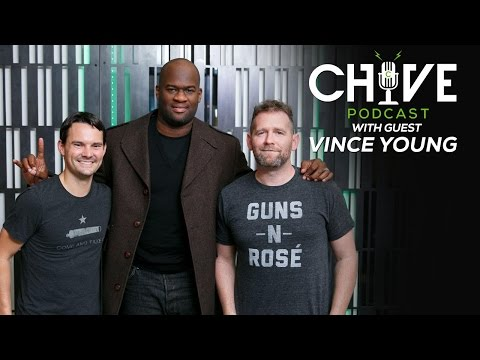 Vince Young Interview - CHIVE Podcast
