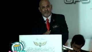 OPS KOSSA DAPPA 3 malaysian minister speech about Tamil Movie :Tentukotta