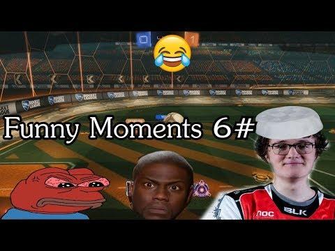 لحظات مضحكه 6# (قويه قويه ) لايفوتك هههه    #6 Funny Moments