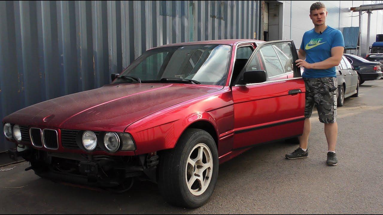 BMW E34 Уплотнители проема, молдинг лобового стекла, лайфхак