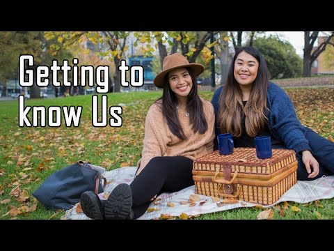 Getting to know us - 20 questions with Tasia & Gracia
