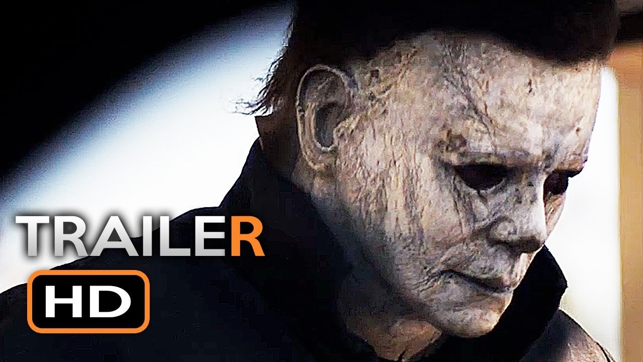 Halloween Official Trailer 1 2018 Horror Movie Hd Youtube