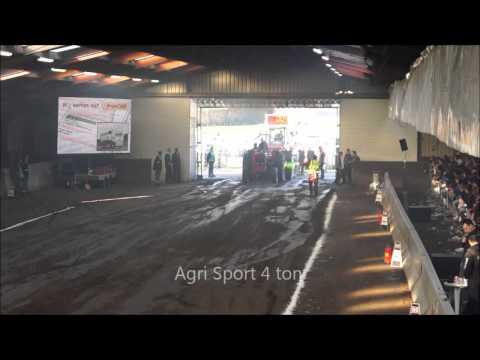 Agri sport 4 ton Indoor Etten Leur 29 december 2013