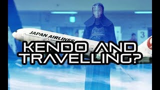 [KENDO RANT] - Kendo and Travelling? Tying the Do Himo?