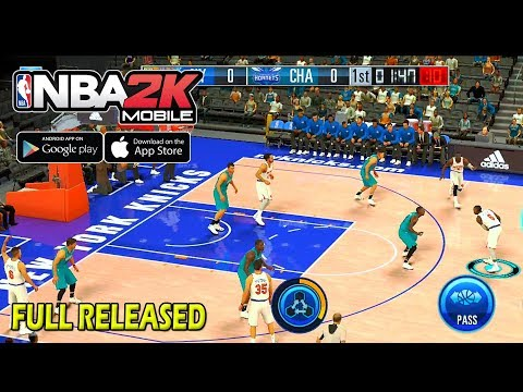 NBA 2K Mobile Basketball - Full Android/IOS Download