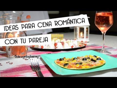 Cenas para sorprender doovi - Ideas para una cena romantica en casa ...