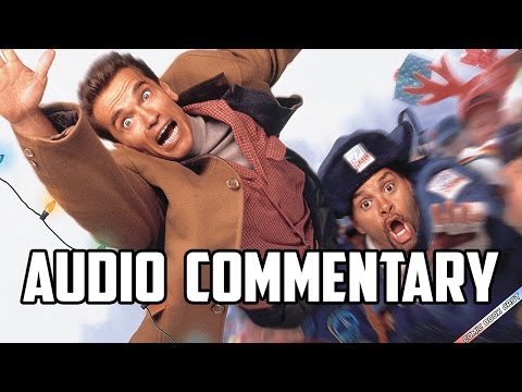 Jingle All The Way Audio Commentary