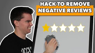 Negative Amazon Reviews - Best Way To Deal With & REMOVE Negative Reviews