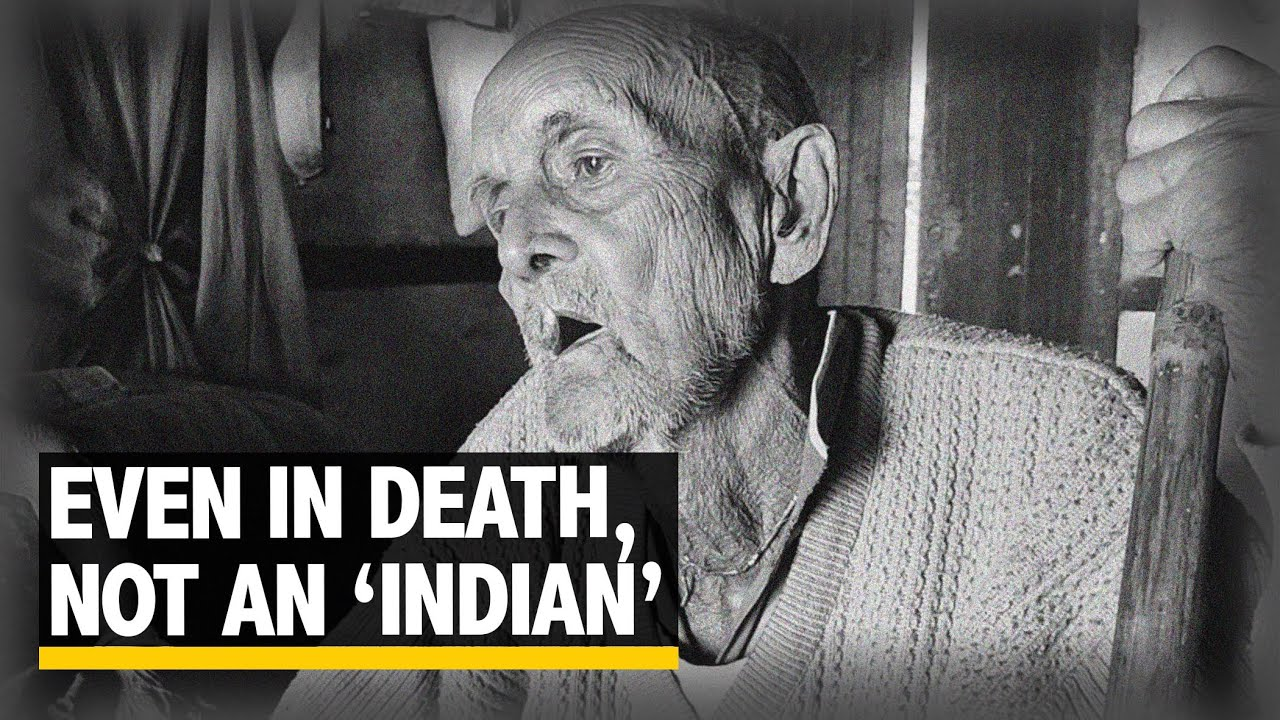 Chandradhar Das Wanted to Die as an 'Indian', but his Last Wish Remains Unfulfilled | The Quint