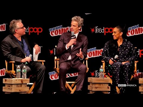 DOCTOR WHO Full Panel - New York Comic Con 2016