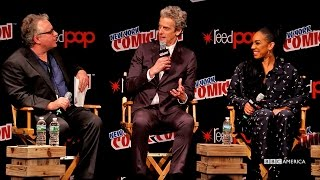 DOCTOR WHO Full Panel - New York Comic Con 2016