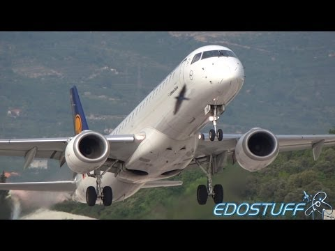 Split Airport SPU/LDSP - Half Hour of Plane Spotting - Episode 1