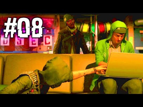 [Dansk] Watch Dogs 2 - RANSOMWARE-ANGREB - Human Conditions DLC (Afsnit 08)