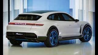 Porsche Mission E-Cross Turismo – All you need to know