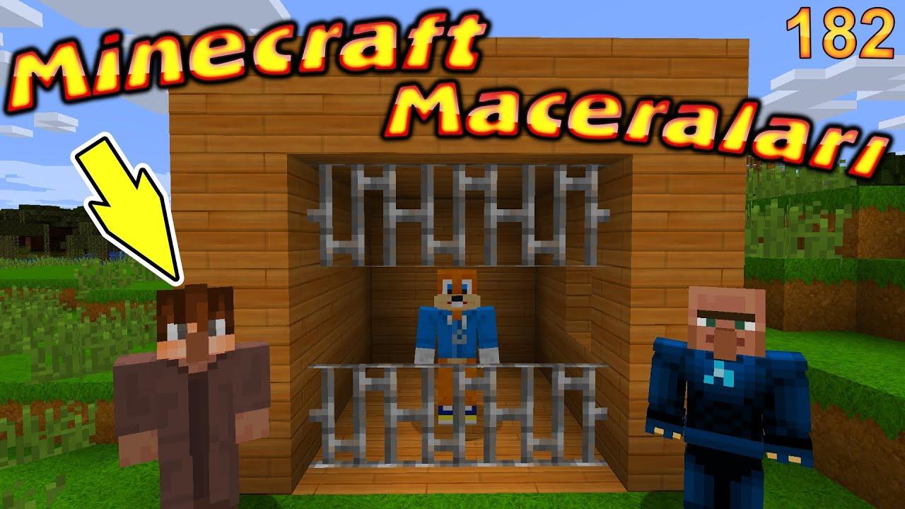 ABUZİ KILIK DEĞİŞTİRDİ Süper Planları Var - Minecraft Maceraları 182. Bölüm