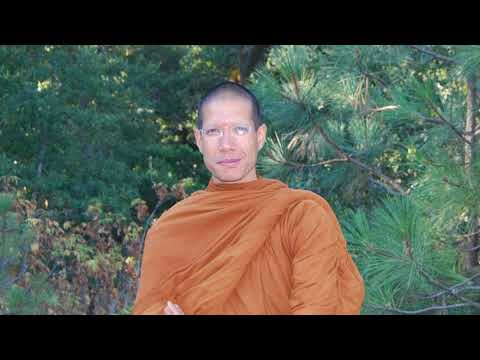 Guided Meditation at Dharma Realm Buddhist University | Ajahn Siripañño