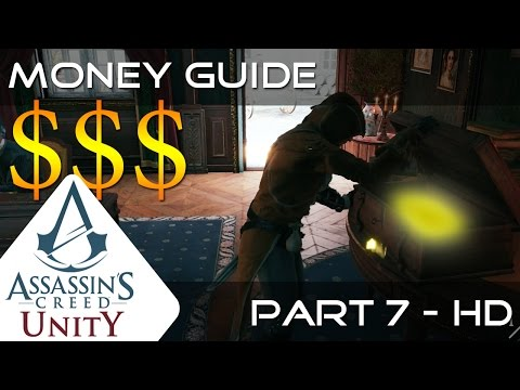 Assassins Creed Unity - Part 7 - Money Guide - Le Cafe Theatre Missions - UHD Quality