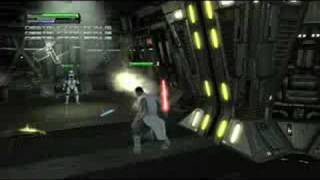 SW: The Force Unleashed Holocron Walkthrough Levels 4 & 5