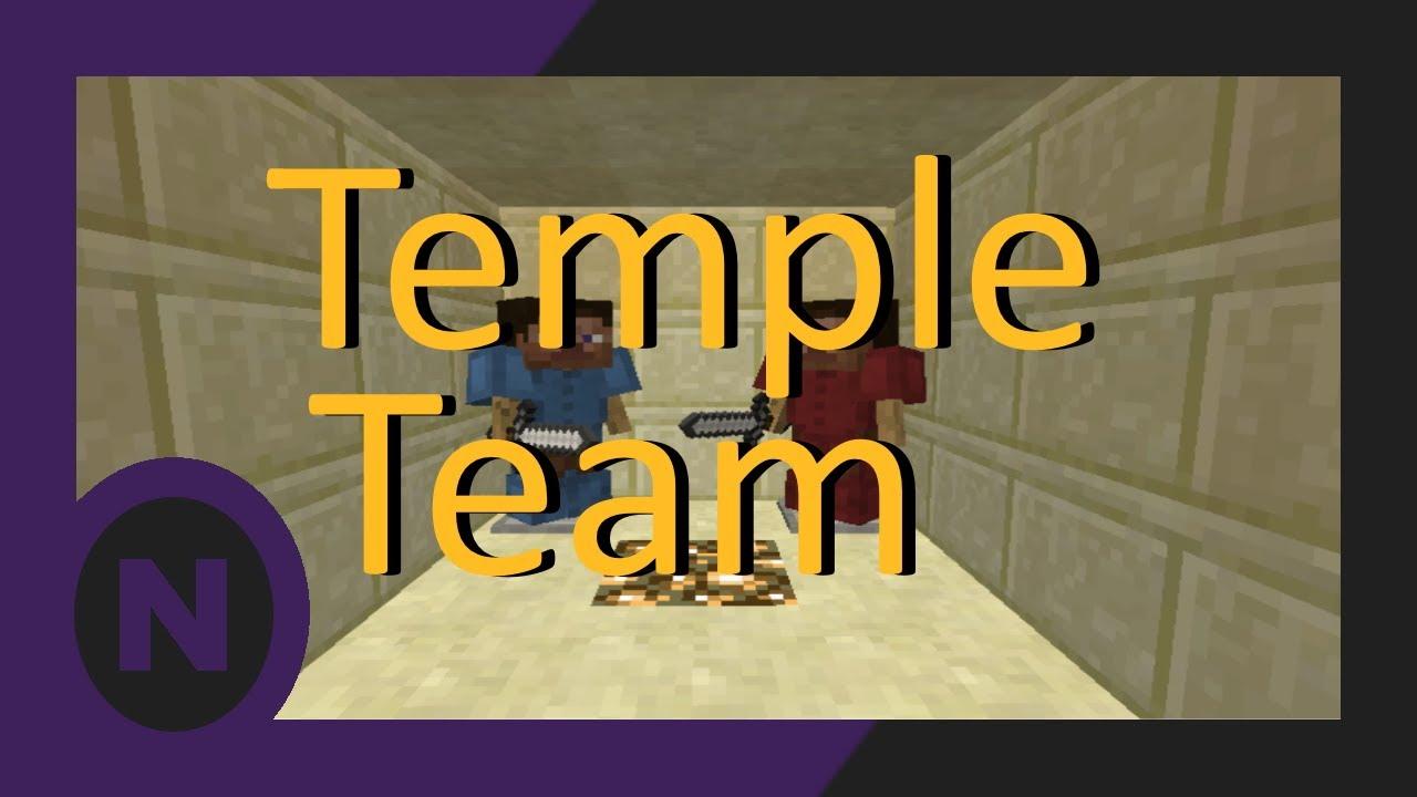 [MC-CM] Temple Team Ender Together