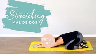 SPORT PENDANT LA GROSSESSE ♥ Stretching spécial Maux de Dos par FitMumFrance.fr