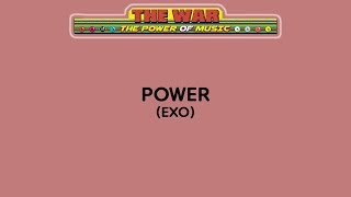 EXO - Power (Rom/Han/Eng Color Coded Lyrics)