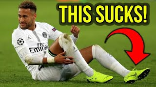 THE WORST PART ABOUT NEW FOOTBALL BOOTS thumbnail