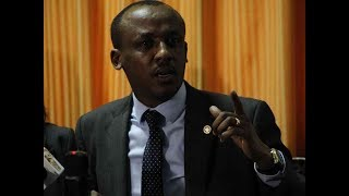 Senators Sakaja, Ledama and Mutula face off with Lawyer Monari at the Senate Committee