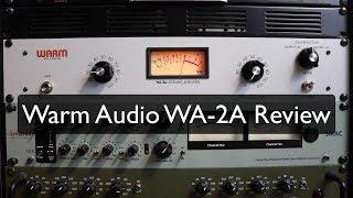Warm Auduo WA-2A review