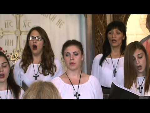 Sveta Zlata Meglenska Choir from Skopje, Macedonia in Toronto
