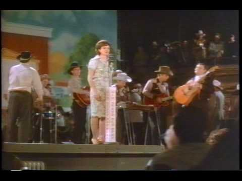 SWEET DREAMS - Jessica Lange performs as Patsy Cline