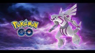 Noticias de Pokémon Go - ¡Entra en una nueva dimensión de incursiones con Palkia!