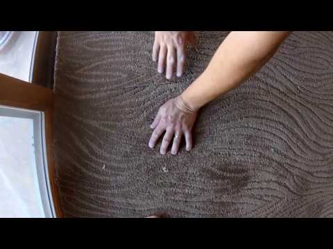 HOW TO SEAM A PATTERN CARPET