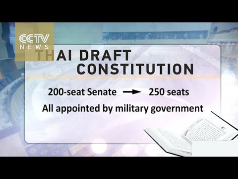 A closer look on key changes in Thailand's draft constitution