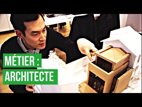 Métier : Architecte - Les métiers de l'architecture