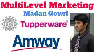MLM | MultiLevel Marketing | Tamil | Madan Gowri | MG