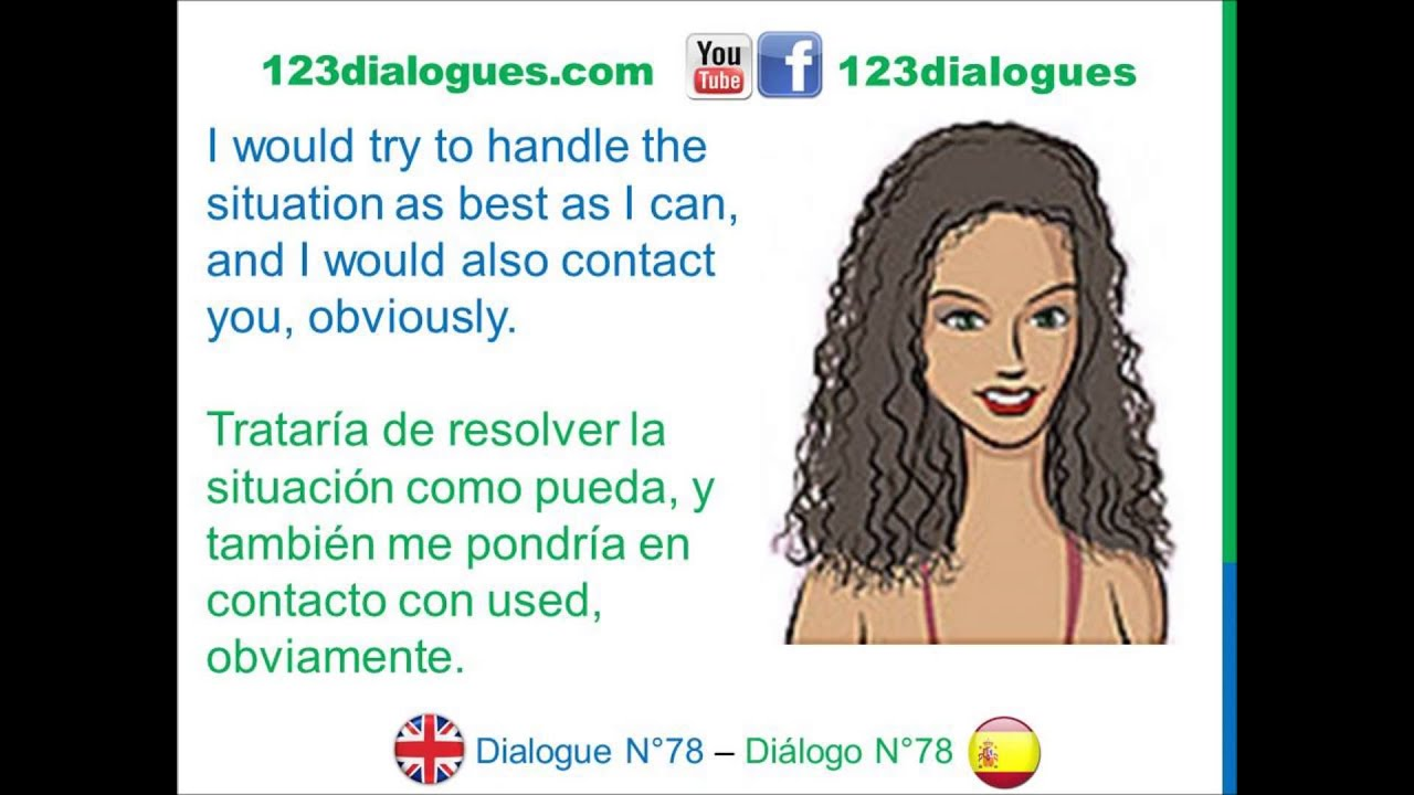 dialogue 78 - ingl u00e9s spanish - babysitter job interview - ni u00f1era entrevista de trabajo