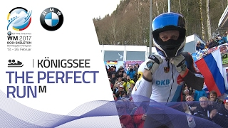 The Perfect Run | 2-Man Bobsleigh | BMW IBSF World Championships 2017