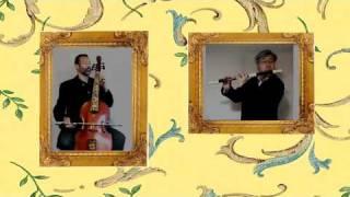 Trio Sonata G Major BWV 1039 Part 1 Adagio