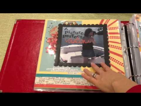 Layout Share of 2012 Family Album