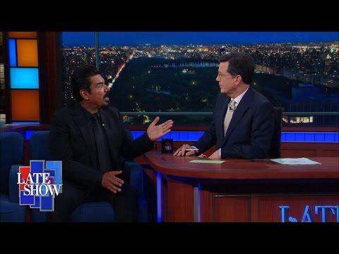 "George Lopez On Trump: ""We"