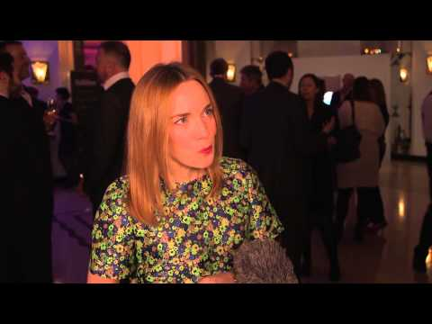 Radio Times Covers Party 2014  Laura Main