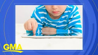 Screen time and kids: New findings parents need to know l GMA