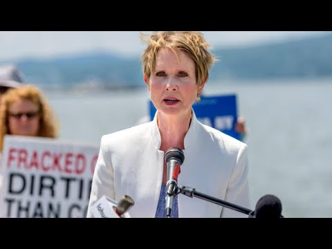 Cynthia Nixon discusses running for governor of New York in new
