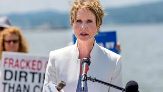 Cynthia Nixon discusses running for governor of New York in new interview
