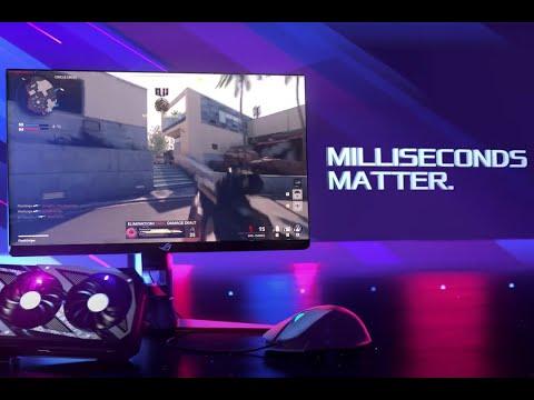 ASUS | Republic of Gamers PC Hardware (Milliseconds Matter)