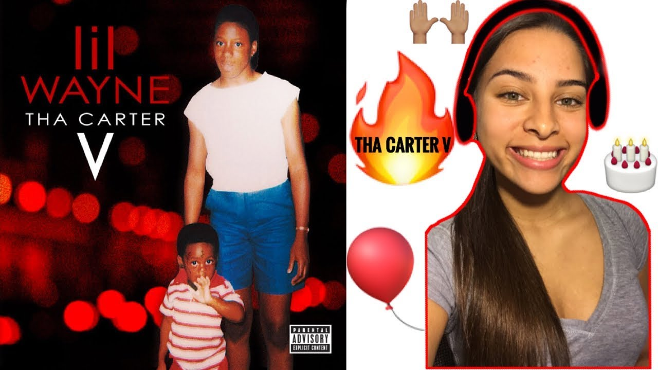 Lil Wayne Tha Carter V Full Album First Reaction Review