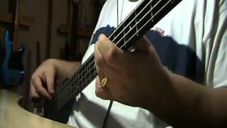 Shania Twain Man I Feel Like A Woman Bass Cover with Notes & Tab