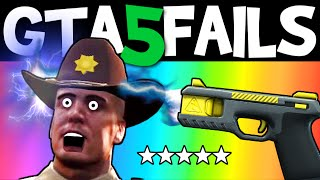 GTA 5 FAILS – EP. 25 (GTA 5 Funny moments compilation online Grand theft Auto V Gameplay)