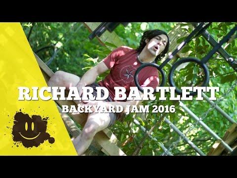 Richard Bartlett's Full Back Yard Jam 2016 Run